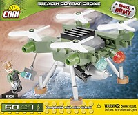 Stealth Combat Drone