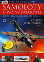 Vickers Wellington cz.3/7 WW2 Aircraft...