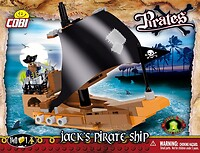Jack's Pirate Ship