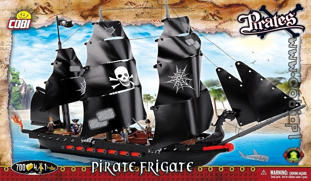 Pirate Frigate
