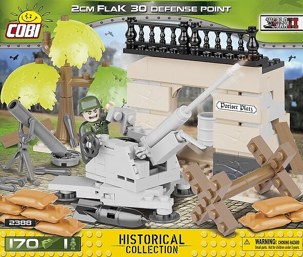 2cm Flak 30 Defense Point