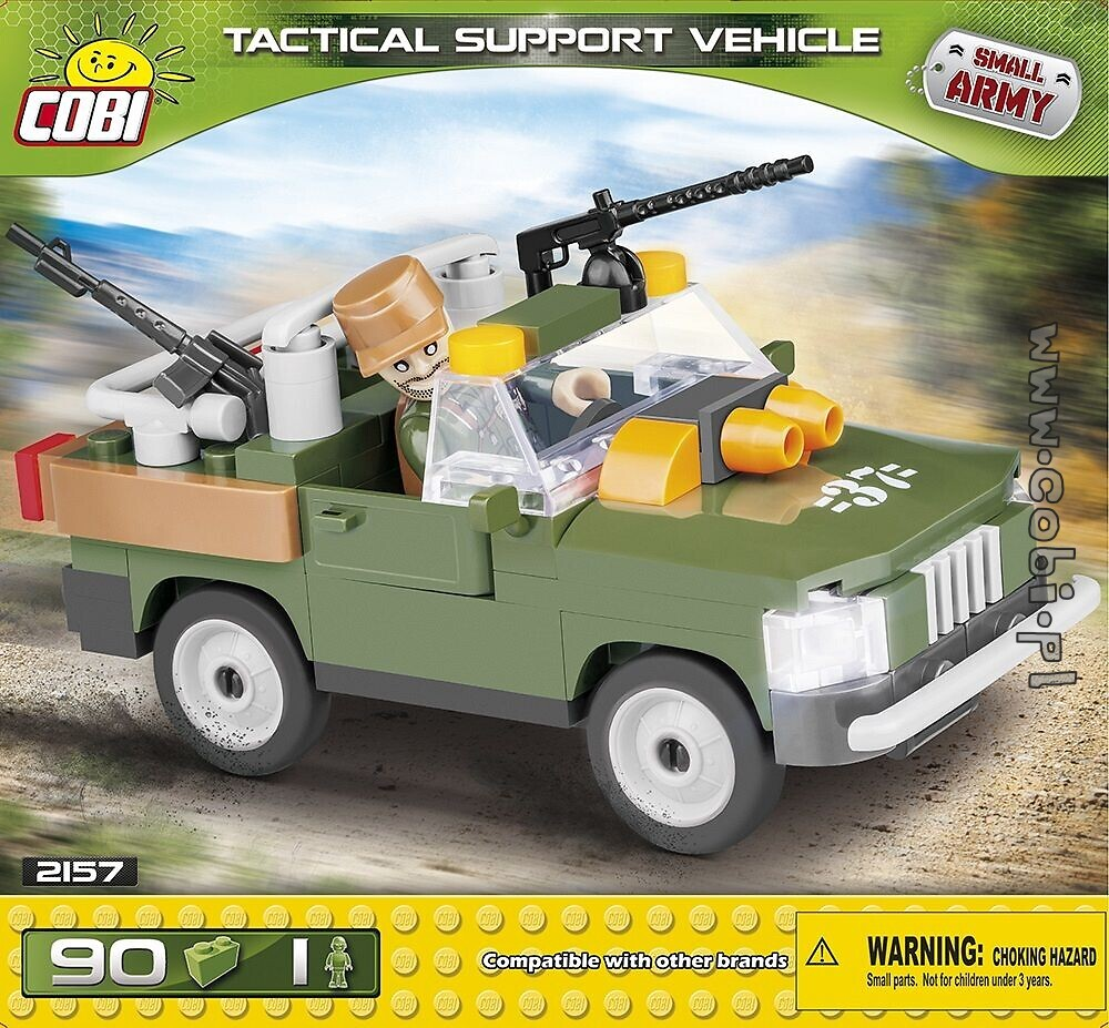 Tactical Support Vehicle