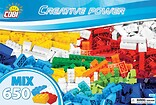 Creative Power - 650 Blocks Mix