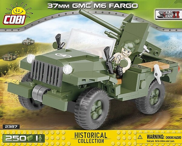 37 mm GMC M6 Fargo