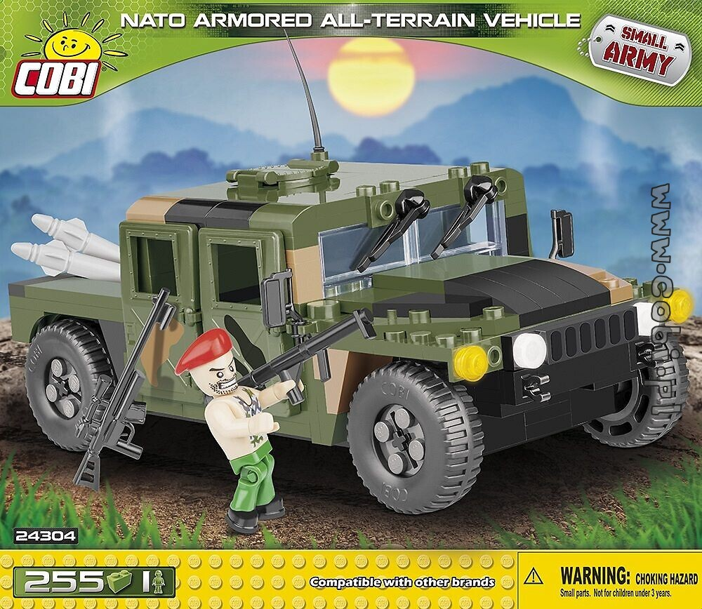 NATO Armored ALL-Terrain Vehicle