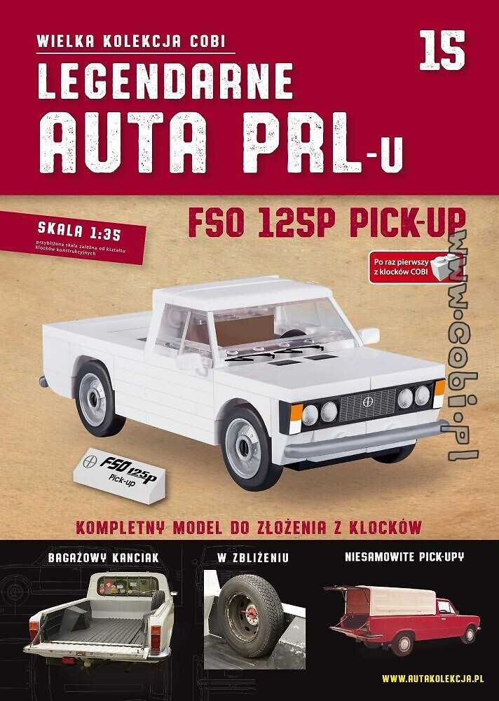 FSO 125p Pick-up