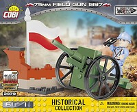 75 mm Field Gun 1897