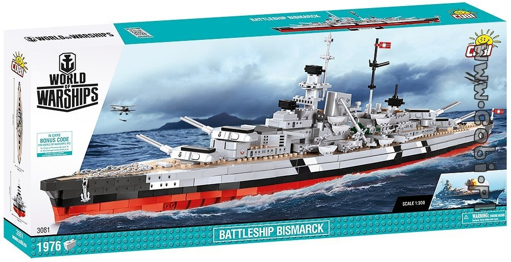 Battleship Bismarck Limited Edition