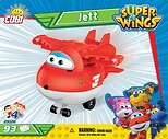 Jett 93 Blöcke Super Wings