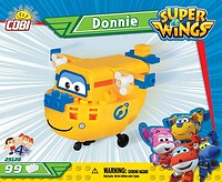 Donnie 99 Blöcke Super Wings