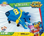 Jerome 68 Blöcke Super Wings