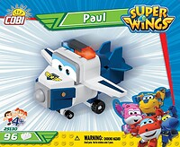 Paul 96 Blöcke Super Wings