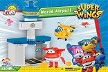 World Airport Jett + Donnie Super Wings