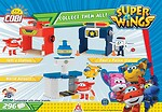 Donnie's Station Super Wings
