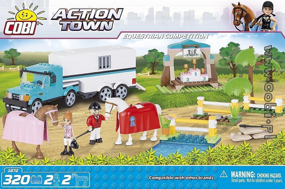 Equestrian Toys 118