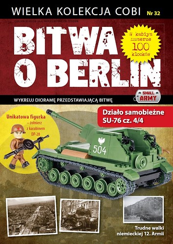 SU-76 (4/4) - Battle of Berlin No. 32