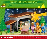 Nativity Scene 150 blocks