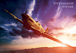 Supermarine Spitfire (1/4)  WW2 Aircraft Collection No 1