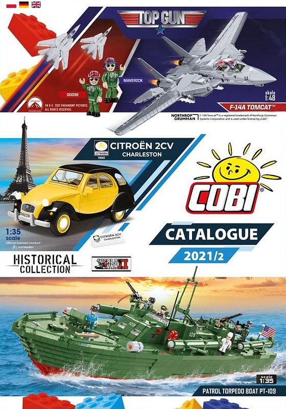 COBI Katalog